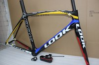 carbon frame road bicycle - 2015 New painting carbon road bike frame L6 full carbon bicycle frame cycling frame with a stem size XS S M L