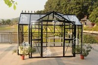 Wholesale Hobby Greenhouse Orangery series GM34506 GT years warranty