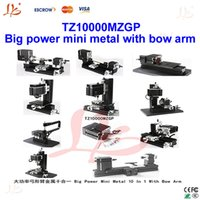 big lathe - Big power mini metal in with bow arm multi functional mini metal lathe TZ10000MZGP for wood and soft metal