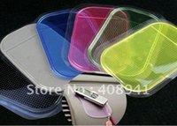 Wholesale sticker pad anti slip for car dashboard