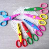 Wholesale Randomly cute school supplies hand necessary scissors personality patterns scissors creative scissors for DIY
