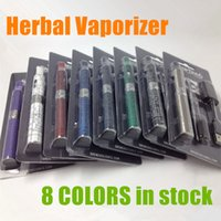 herbal vaporizer - New Snoop Dogg herbal vaporizer blister pack colorful kits wax dry herb atomizer vaporizers herbal vaporizer vapor electronic cigarette kits