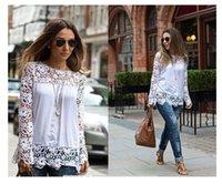 Cheap 2015 Fashion Women Dresses Clothes Shirt Best Top Shirt Blouses Loose Casual