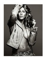 adhesive reviews - Jennifer Aniston Celebrity Wallpaper Sticker x75CM Top Design Wall Poster Rated based on customer reviews