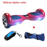 Wholesale 2015 mini Self Balancing Electric Scooter Smart Balance Wheel Two Wheels Bicycle Hover Board Smart Scooter Electric Scooters