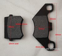Wholesale Brake pads for rear disc brake of ATV Quads
