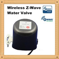 Wholesale Z wave smart water shut off valve for smart home automation system Z wave GAS Water SHUT OFF VALVE