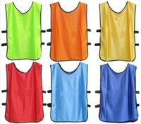 Wholesale 2015 Fashion Mens Womens Football Scooer Shirts Basketball Tee Training clothes Tank Free size