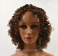 Cheap short curly lace front wigs discount lace wig hairstyles under