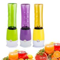 Wholesale Quality Guaranteed Portable Electric Juice Juicer Blender Kitchen Home Outdoor Travel mixer Drink Bottle Smoothie Maker Fruit