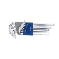 Wholesale Valianto Hex Key Wrench Tool Set Inch H02406 Tamper Proof Hex Keys Set Hex Wrench Sets