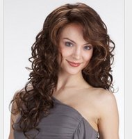 b body wig - Qian Baihui exports African black wig fashion long curly synthetic wig factory direct sales B