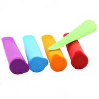 lollies - Non sticky Silicone Ice Pop Maker Silicone Ice Pop Mold Push Up Ice Cream Lolly Pop For Popsicle