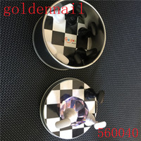 art show displays - Golden Nail Nail Art Stand Holder False Nail Show Polish Gel Holder White and Black Chess Nail Practice Display Holder