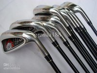 Wholesale golf clubs Grenda d8 irons set pw sw irons with graphite shaft steel shaft right hand