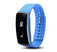 apple watch live - New Hot sale V5S Wireless Bluetooth Smart intelligent Pedometer live alarm sleep monitor bracelet watch Compatible For IOS Andriod