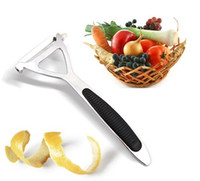 bamboo potato - Foreign zinc alloy fruit peeler fruit peeler planer potato peeler Kuala shaver