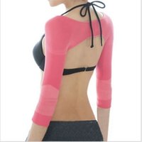 Wholesale Back Support shoulder pad Retaining straps Arm Belt Message Shoulders Support Brace Posture Back Pad belts for women HO871768