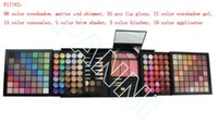best professional eyeshadow palette - 177 color Makeup Kits for Professionals Blush and Contours Discount Makeup Sets Colour Eyeshadow Palette Best Makeup Kits