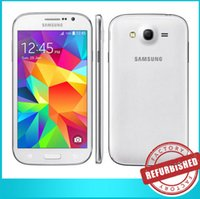 Wholesale 5x Samsung GALAXY Grand DUOS I9082 GSM G Unlock Dual Micro Sim Card inch WVGA Screen RAM GB ROM GB MP MP Camera Android Phones White