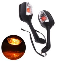 Wholesale Auto Car Rear View Mirror Reverse light Source Amber for Suzuki series some models