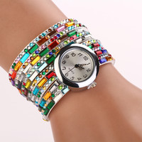 Wholesale New design arrive watches quartz wristwatch women dress watches quartz casual watchImitation diamond reloj mujer
