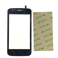 atoms digitizer - For Explay Atom Touch Screen Digitizer Replacement Original Quality Black Color Mobile Phone Touch Glass Panel With M Adhesive