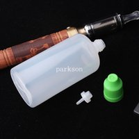 Wholesale low price pe ml essential oils bottle with high quality and long thin tip for e cid oil pe eye dropper bottle