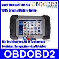 Wholesale 2015 Professional Auto Diagnostic Autel MaxiDAS DS708 Scan Original Universal Update Free on Autel Offical Site DHL Free