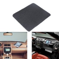 Wholesale Hot Sale New Car Non slip Mat Dashboard sticky pad Phone Coin Sunglass tablet Anti slip mat Holder free