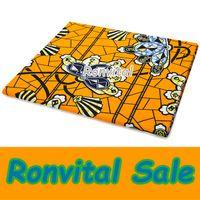 batik fabrics - Item No H554 DESIGNER RECOMMEND african batik print cotton fabric indian indigo blue wax fabric yards