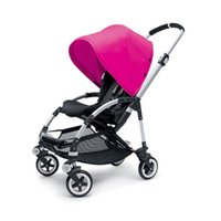 Wholesale Travel System Baby Stroller wheel Independent Suspension Easy Folding Bugaboo Bee Baby Cars Baby Pushchair For Baby KG