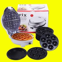 belgian waffle maker - Waffle Makers Belgian Waffle Maker Stainless Steel Buy one get gifts Moulders v v Egg Waffle Maker Machine Egg Double Waffle Makers