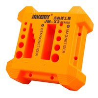 Wholesale Jakemy JM X3 New Magnetizer Demagnetizer Box Accessories Magnetizing Metal Tools