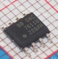 analog integrated circuits - 10PCS DAC7611 DAC7611U DAC7611UB UB SOP Integrated Circuits ICs gt Data Acquisition Digital to Analog Converters DAC