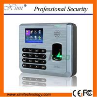 3200 TCP/IP USB 100000 TX628 fingerprint time attendance replace X628 time attendance optional printer function, RFID card, IC card, battery zk fingerprint time