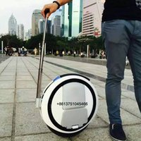 Wholesale Original Ninebot One trolley handle electric unicycles Pull Rod unicycle accessories
