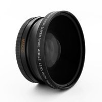 Cheap 67mm 0.43X Wide Angle Lens + Macro Lens for Nikon Pentax Fuji Canon EOS 550D 600D 650D 700D 60D 70D w 18-135mm
