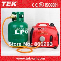 Wholesale Hot sale EV10i LPG kw Digital Generator
