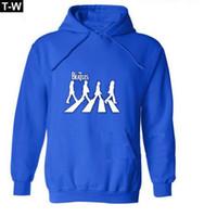 beatles sweatshirt hoodie - TTMH010 Hot Spring amp Autumn Men s the beatles men sport hoodies Casual sport Sweatshirts men