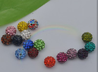 Wholesale mm color ball clay beads full diamond drill Xiangbala DIY accessories