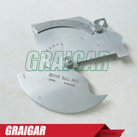 Wholesale Bridge cam gage Test Ulnar MG Welding Gauge Gage C50 Test Ulnar For Welder Inspection