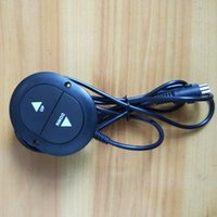 actuator control - OKING linear actuator recliner sofa mechanism handset electrical bed two buttons oval shape elliptical control switch replacement