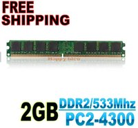 Wholesale Brand New Sealed DDR2 PC2 GB Desktop RAM Memory Lifetime warranty