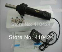 Cheap Portable Hand Held HOT AIR Gun 8032 desoldering Tool station 220V 420W + 3 air nozzles