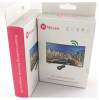 Wholesale 1080P wecast wireless display dongle android Miracast dongle NO need EZcast driver