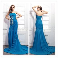 affordable maternity evening dresses - Affordable Mermaid Strapeless Floor_length Beaded Anita_s Party Evening Dress Elegant Evening Dresses_ WH2616