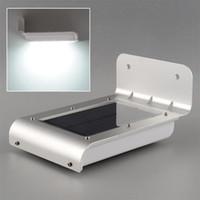 Cheap 2d Generation fresh 16 LED LEDS Solar Human Body Sensor Lamp Outdoor Light for home Environment-protecting ceiling light