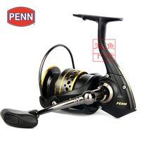 battle wheels - 100 Original PENN Brand Battle Series Big Sea Fishing Spinning Reel Saltwater Boat Fishing Wheel