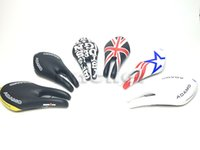 Wholesale In stock ADAMO road bicycle saddle bicycle seats for bikes more comfortable hollow bike saddle san marco time prologo fizik is available